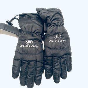 Slalom Ski Gloves Womens Small